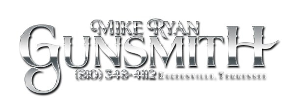 Mike Ryan, Gunsmith in Rogersville, Tennesse
